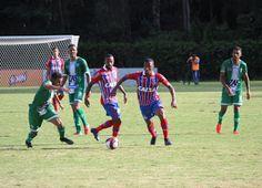 Blog Esportivo do Suíço:  Bahia derrota o Vitória da Conquista no Lomanto Júnior e segue invicto