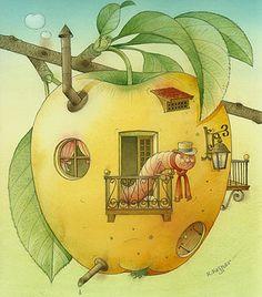 """New House"" by Kestutis Kasparavicius"