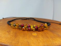 Natural amber macrame necklace / mexican red amber bead   Etsy Macrame Necklace, Amber Necklace, Love Bracelets, Bangle Bracelets, I Love Mexico, Nativity Crafts, Amber Beads, Boho Rings, Healing Stones