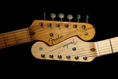 Some of the most legendary guitarists in music history have elicited unforgettable sounds from the Fender Stratocaster, the distinctive double-cutaway guitar born in a small Fullerton, Calif., workshop 60 years ago this month.