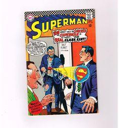 SUPERMAN (v1) #198 Grade 7.0 Silver Age find presented by DC Comics!  http://www.ebay.com/itm/-/301751682053?roken=cUgayN&soutkn=C07rbw