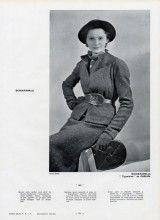 Schiaparelli 1934 Sport Suit, Georges Saad