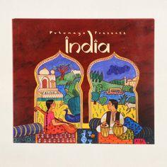 CD Putumayo India | Karma Living
