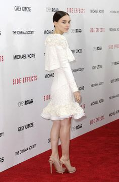 Rooney Mara should wear McQueen more often