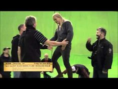 Legolas Behind The Scenes - Legolas On The Forest River - YouTube