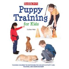 Pet care contract between parents and child Puppy love