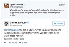 OOO KILL EM.   Community Post: 19 Times The Sprouse Twins Roasted Each Other On Twitter