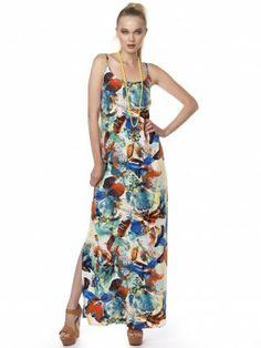 #floral_dress Summer Dresses, Maxi Dresses, Floral, Fashion, Moda, Summer Sundresses, Fashion Styles, Curve Maxi Dresses