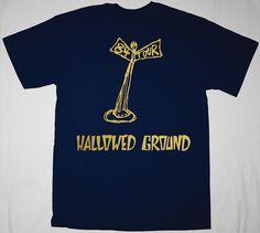 violent femmes - hallowed ground tshirt.