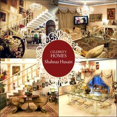 The Czarina of the beauty industry, Shahnaz Husain's Home reflects her inherent style! #BestHomes #SaturdaySwag #Interiors #Decor #Homes #ShahnazHusain #CelebrityHome