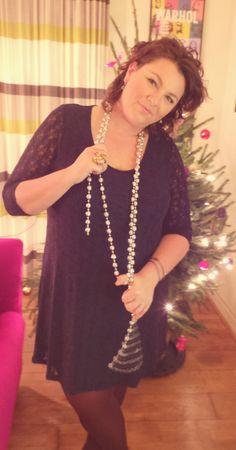#X-Two  #lace dress #plussize #AW13 #dutchblogger #wondervol