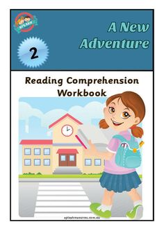 Reading Comprehension Workbook - A New Adventure – Splash Resources Guided Reading, Teaching Reading, New Adventures, Reading Comprehension, Family Guy, News, Fictional Characters, Products, Reading Response