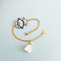 Le produit BRACELET ★ Lotus ★ est vendu par My-French-Touch dans notre boutique Tictail.  Tictail vous permet de créer gratuitement en ligne une boutique de toute beauté sur tictail.com