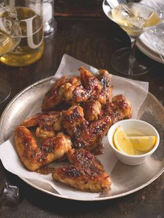 Chicken Wings, Ham, Food And Drink, Hams, Buffalo Wings