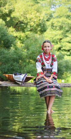W Ukraine, from Iryna