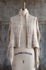 Manos Turkana Cardigan Knitting Pattern