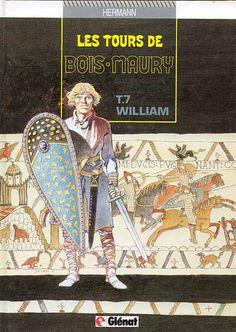Les tours de Bois-Maury -7- William  -  1990