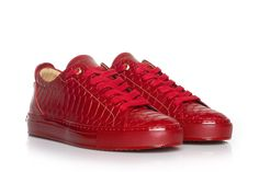 ANDROID HOMME | ALFA LOW (RED) - $560