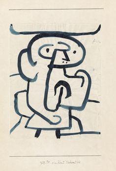 1939, 495 Paul Klee Un enfant rêve