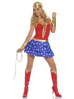 ALQUILER $30.000 COPS $150 ARS $10 US  #Shalala #Ropa #Accesorios #Halloween #MujerMaravilla #WonderWoman #Disfraz #Comics #Superheroés