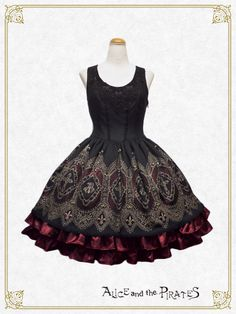 Alice and the Pirates A/P Opal church choir jumper skirt