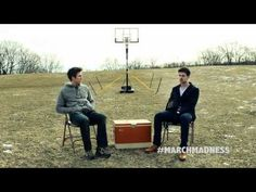 Man vs. #MarchMadness - World Record 192 Foot Helicopter Shot