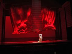 Madama Butterfly (Act 3). San Diego Opera. Scenic design by Michael Yeargan.