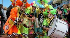 Canarias es #Canarias hasta en #Twitter. El #carnaval lidera tendencias frente al 23-F #carnival