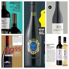 #flaskehalsen har pløjet ugens tilbudsaviser igennem og funder fem gange halv pris. Vi har ikke smagt, så det er kun priserne vi anbefaler...  #flaskehalsen #vinanmeldelse #vintilbud #dkwine #vin #vintip #vininspiration #odense #vinsmagning #tilbud  Vin, Pris/Vejl. pris, butik Trapiche Malbec, 40/85, #Netto La Stella Cadente, 40/80 #Spar Nugan Alfredo Dried Grape, 80/170, #Meny Bouches du Rhone, 30/61, #Kvickly Segredoa de Sao Miguel, 35/70, #Løvbjerg