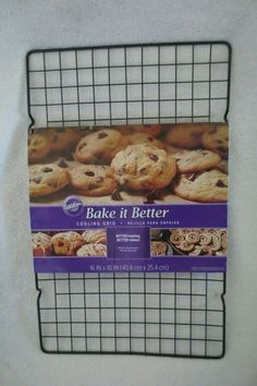 Wilton Cooling Grid Rack 16 In X 10 In New Wilton Grid With
