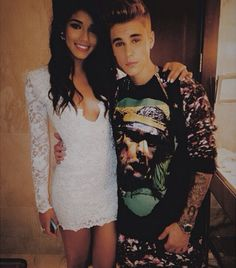 Justin Bieber's New Girlfriend, Meet Yovanna Ventura!