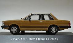 Ford Del Rey Ouro (1982) - Edição 16