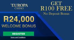 Europa Casino is available in ZAR on your Desktop, Laptop, Mobile phones & Tablets. Register at Europa online Casino and claim a Free No Deposit Bonus Best Casino Games, Play Casino Games, Online Casino Games, Online Gambling, Casino Sites, Mobile Casino, Video Poker, Typing Games, College Essay