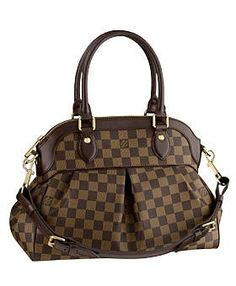 Louis Vuitton Trevi. My favourite handbag that I won't ever regret buying. Never get bored of this baby