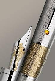 Resultado de imagen de plumas estilograficas montblanc