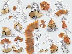 dessin objets 11 800x600 Des objets inclus dans des dessins