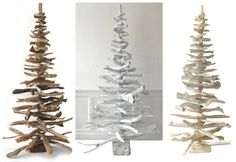 7ft Driftwood Trees £565.00  Choose from 2ft - 7ft Driftwood Trees in Natural, Bleached or Whitewashed Finish.  View full range at http://www.dorisbrixham.co.uk/driftwood-trees.html