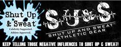 Shut up & Sweat Scholarship for graduating high school seniors (athletes). School Counseling, Shut Up, High School Seniors, College Life, Athletes, Finding Yourself, Awards, Student, Logo