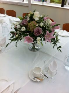 The Orchards Events Venue - Flowers supplied by West Malling Flowers