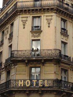 Hotel. (attic.©2012)