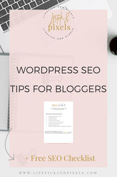 WordPress SEO tips for bloggers-how to rank on the first page of Google