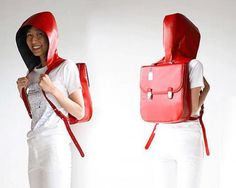 Sweet backpack/hoodie