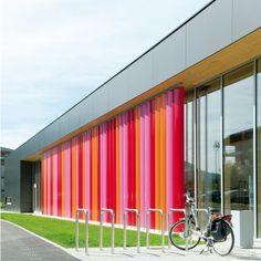 Mediatheque - Thyez - CAUE Haute-Savoie