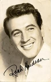 Rock Hudson, actor (1925-85)  Served in the US Navy as an aircraft mechanic from 1943 to 1946.