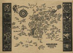 Earthsea Map