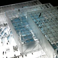 Pierre Lassonde Pavilion at the Musée National des Beaux-arts du Québec,© OMA