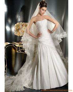 online A-Line Taffeta Vintage wedding dresses