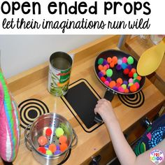 Tips & tricks to set up your dramatic play center in your preschool, pre-k…