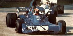 1972 Jackie Stewart (Tyrrell 005 - Ford)