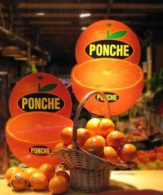 Naranjas Ponche